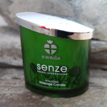 swede SENZE VITALIZING massaging candle